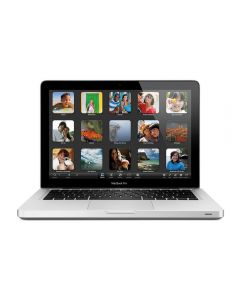 Refurbished Apple MacBook Pro 13 Inches I5 2.4GHz 8GB 1TB HDD Late 2011 MD313