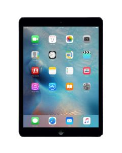 Refurbished Apple iPad Air 1st Generation 9.7 Inches display 16GB wifi only – Space Grey Grade C